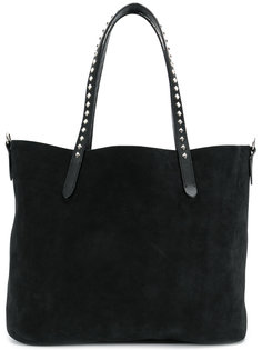 studded handle tote bag  Htc Hollywood Trading Company