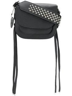 studded tassel shoulder bag  Htc Hollywood Trading Company