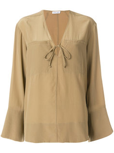 flared blouse Tomas Maier