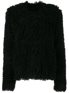 куртка из искусственного меха Hestia Beaufille