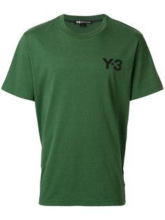 классическая футболка с логотипом Y-3