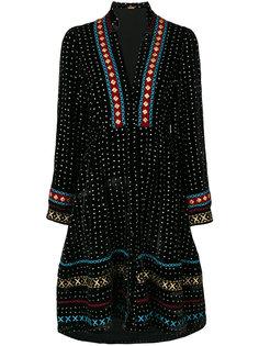 платье с вышивкой Kim Dodo Bar Or