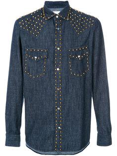 классическая джинсовая рубашка Paul Smith