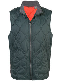 quilted gilet Michael Bastian