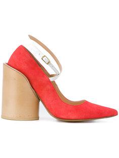 туфли-лодочки на каблуке Jacquemus