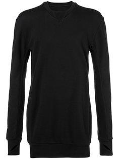 loose-fit sweatshirt 11 By Boris Bidjan Saberi