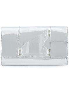 сумка с прозрачной ручкой Perrin Paris