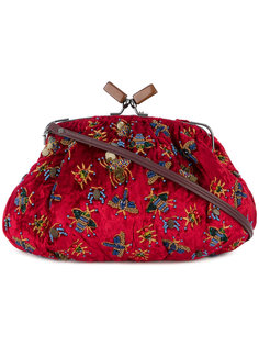 sequin embroidered bag Jamin Puech