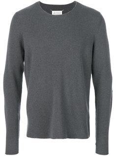 свитер плотной вязки Maison Margiela