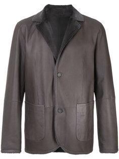 пиджак с подкладкой из овчины Desa Collection