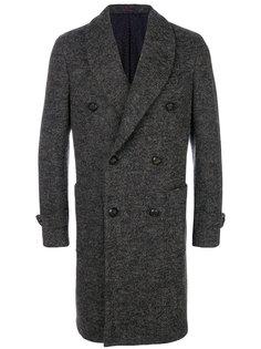 двубортное пальто The Gigi