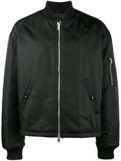 укороченная куртка-бомбер Raf Simons