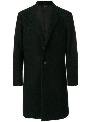 классическое пальто Issey Miyake
