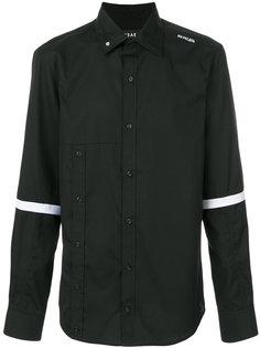рубашка с полосками на рукавах Icosae