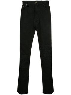 джинсы с завышенной талией Anrealage
