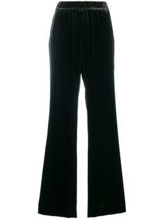 бархатные широкие брюки Dorothee Schumacher
