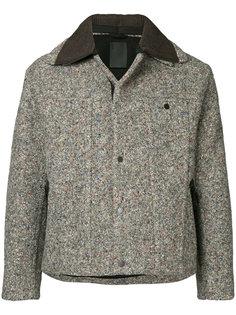 куртка с меланжевым эффектом Craig Green