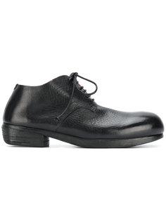 туфли на шнуровке Capodoglio Marsèll