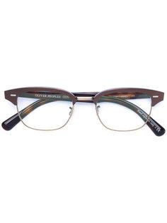 Shulman glasses Oliver Peoples