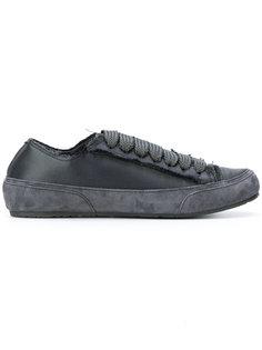кроссовки на шнуровке Pedro Garcia