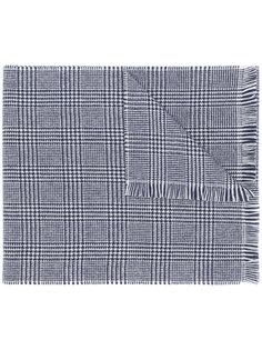 шарф в ломаную клетку Borrelli