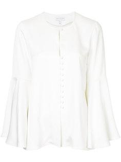 Cortona buttoned blouse Rebecca Vallance