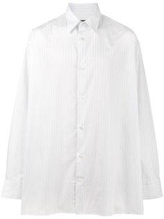 рубашка свободного кроя Raf Simons