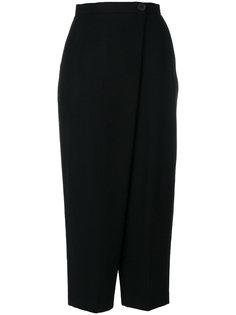 укороченные брюки с запахом  Enföld