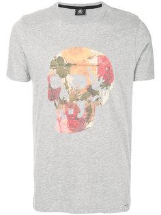 футболка с цветочным принтом Ps By Paul Smith