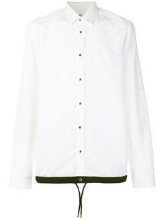 рубашка с завязками на подоле Kenzo