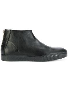 ботинки с молнией сзади Marni