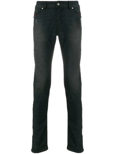 джинсы скинни Sleenker Diesel