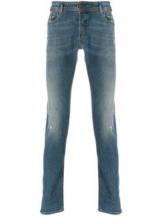 джинсы узкого кроя Diesel