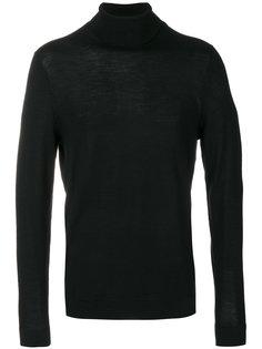 свитер с высокой горловиной Calvin Klein