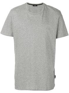футболка с круглым вырезом Calvin Klein
