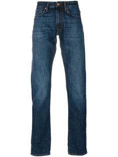 прямые джинсы Incotex