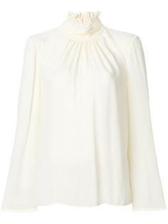 блузка с высоким воротом  Dorothee Schumacher