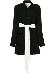 tie waist coat Aleksandr Manamïs