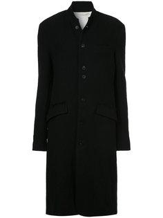 oversized buttoned coat Aleksandr Manamïs