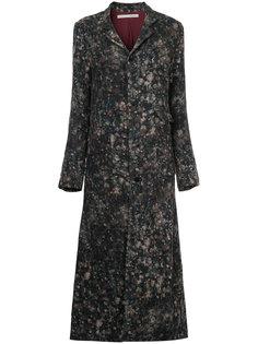 long buttoned coat Aleksandr Manamïs