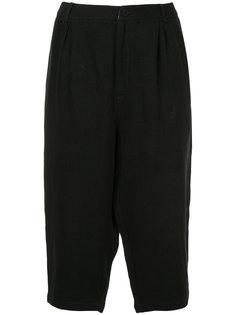 drop-crotch shorts Aleksandr Manamïs