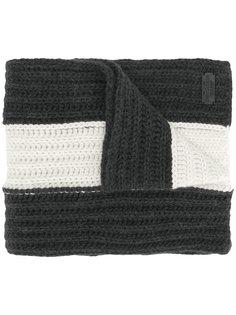 трикотажный шарф Dsquared2