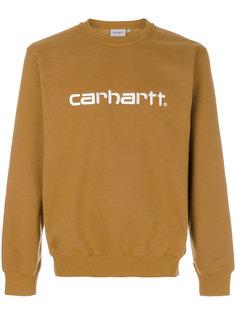 толстовка с вышивкой логотипа Carhartt