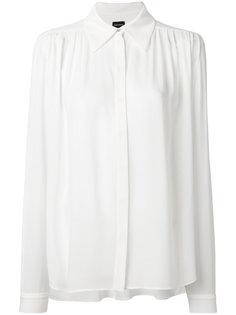 однотонная рубашка  Magda Butrym