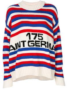 свитер в полоску Saint Germain Sonia Rykiel