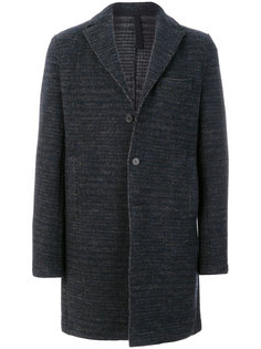 пальто из вареной шерсти Harris Wharf London
