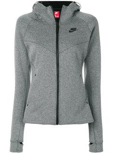 флисовая толстовка с капюшоном  Nike