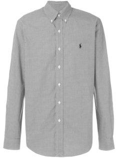 рубашка на пуговицах в клетку гингем Polo Ralph Lauren
