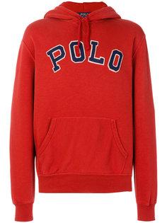 толстовка с капюшоном Polo Ralph Lauren