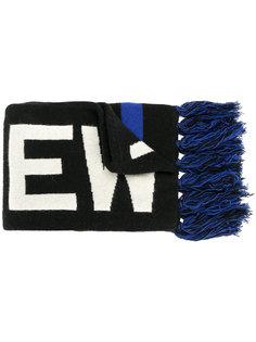 шарф с необработанными краями Polo Ralph Lauren